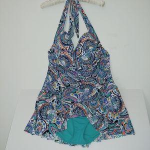 Apt 9 Plus Size Swim Suit